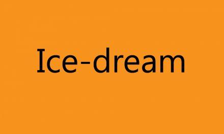 Ice-dream