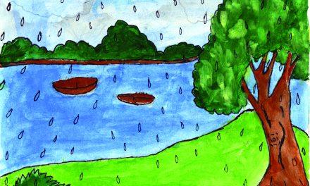 Rain, rain…