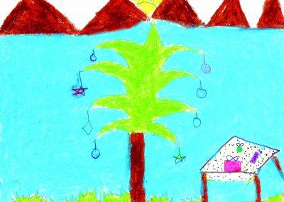 Swaleha Tilavalli, Std IV, Acdil Primary School, Porvorim