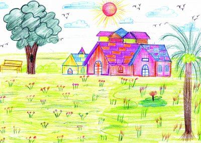 Yukta Mangueshkar, Std III, Kid's Kingdom Int'l School