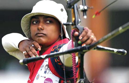 Deepika Kumari feels Indian women archers face stiff ...